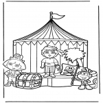 Dibujos Infantiles - Dora 13