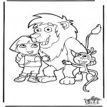 Dibujos Infantiles - Dora 2