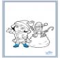 Dora en Invierno
