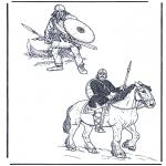 Diversos - Dos soldados