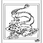 Animales - Dragón 4