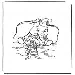 Personajes - Dumbo 3