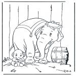 Personajes - Dumbo 4