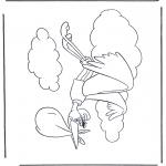 Temas - Dumbo y la cigüeña
