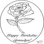 Temas - El abuelo cumple años