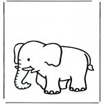 Animales - Elefante 2