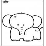 Animales - Elefante 7