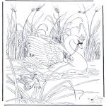 Diversos - Elfos y cisne
