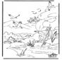 Elías y los cuervos