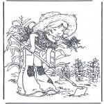 Diversos - En el jardín