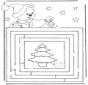 Encuentra el camino a la Navidad 3