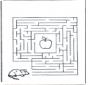Encuentra el camino al ratón