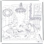 Navidad - Escena de Navidad