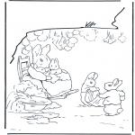 Diversos - Familia Conejo