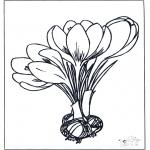 Diversos - Flores de primavera 1