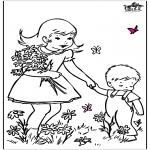 Diversos - Flores de primavera 2