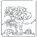 Temas - Flores en Pascua