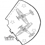 Manualidades - Gorro Aerodino