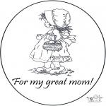 Temas - Gracias  mamá