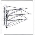 Diversos - Gran barco de vela