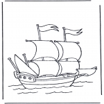 Diversos - Gran velero
