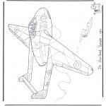Diversos - Havilland Vampire