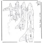Diversos - Hawker Hunter