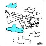 Diversos - Helicóptero 3
