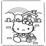 Personajes - Hello Kitty 10