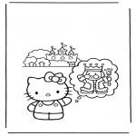 Personajes - Hello Kitty 11