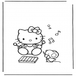 Personajes - Hello Kitty 13