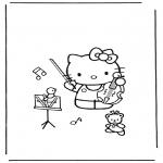 Personajes - Hello Kitty 14