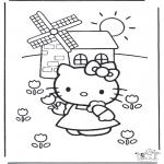 Personajes - Hello Kitty 16