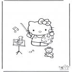 Personajes - Hello Kitty 18