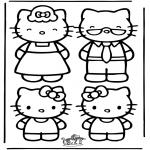 Personajes - Hello Kitty 22
