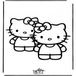 Personajes - Hello Kitty 25