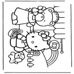 Personajes - Hello Kitty 5