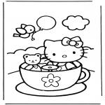 Personajes - Hello Kitty 9