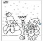 Hombre de nieve 3