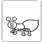 Animales - Hormiga