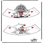 Temas - Huevera de San Valentín