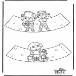 Manualidades - Huevera Dora