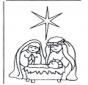 Jesús en el Pesebre