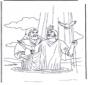Jesús y Juan Bautista 2