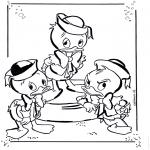 Personajes - Juanito, Jorgito y Jaimito 1