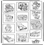 Manualidades - Juego de Memoria Cars