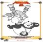 Kung Fu Panda 2 Dibujo 4