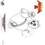 Personajes - Kung Fu Panda 2 - Une los puntos 1