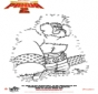 Kung Fu Panda 2 - Une los puntos 3
