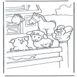 Animales - La granja 1
